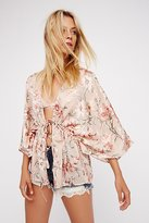 Free People Only In Dreams Burnout Kimono
