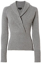 Exclusive for Intermix Amy Shawl Collar Sweater