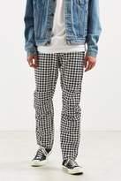 G Star Houndstooth Elwood Slim Jean