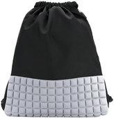 NO KA 'OI No Ka' Oi padded detail backpack