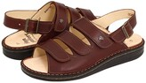 Finn Comfort Sylt - 82509 (Brandy Country Soft Footbed) Women's Shoes