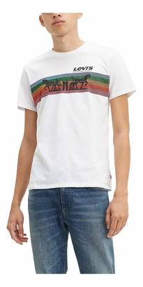 Levi's Men's 2-Horse Graphic Tee Shirt