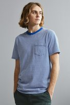 Urban Outfitters Standard-Fit Feeder Stripe Tee