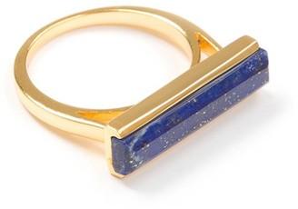 Jewel Tree London Urban Ring Lapis Lazuli