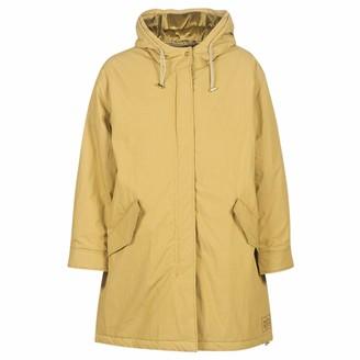 Scotch & Soda Maison Women's Parka Jacket with Removable & Reversible Inner Gilet