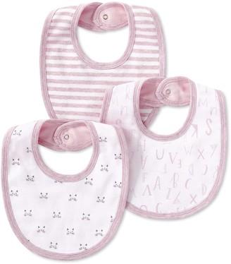 Lamaze Baby Organic Essentials 3 Piece Bib Set