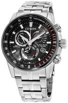 Citizen AT4129-57H Stainless Steel with Grey Dial 43mm Mens Watch