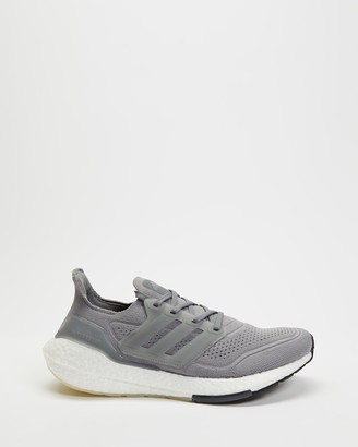 adidas Women's Grey Running - Ultraboost 21 - Womens - Size 7 at The Iconic