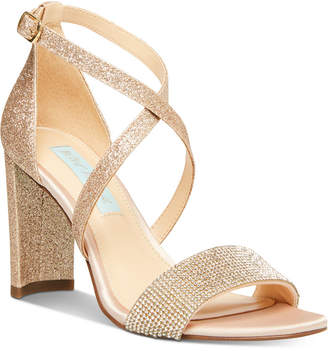 Betsey Johnson Blue by Bella Evening Sandals, Women Shoes