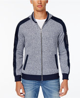 INC International Concepts Men's Colorblocked Zip-Front Hoodie, Only at Macy's