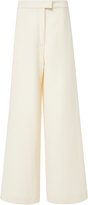 Tory Burch Cara Wide Leg Pant