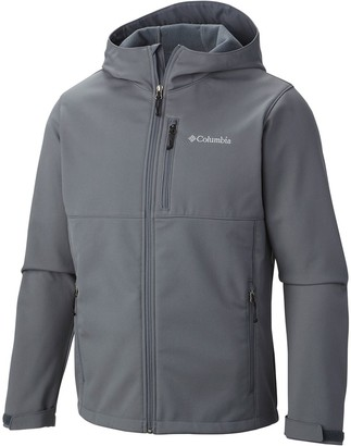 Columbia Ascender Softshell Hooded Jacket - Men's