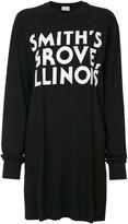 Aries Smith's Grove sweatshirt dress