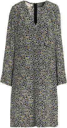 Marni Printed Silk Dress