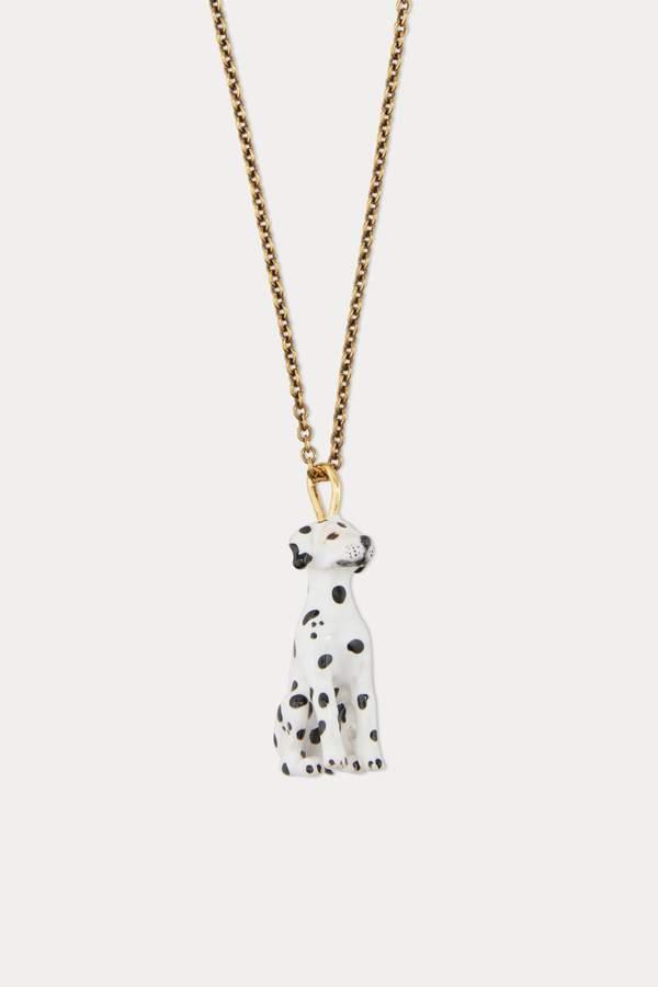 Stella McCartney Dog necklace
