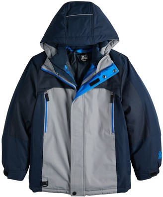 ZeroXposur Boys 8-20 Trevor Systems 3-in-1 Jacket
