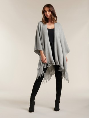 Ever New Mia Metallic Cape