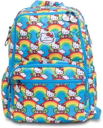 Ju-Ju-Be Hello Kitty Zealous Diaper Backpack