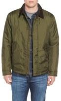 Brixton Men's Pinnacle Coated Jacket