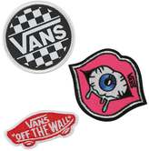 Vans PATCH PACK Other beetroot purple