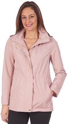 Fleet Street Women's Hood Cinched Anorak Jacket