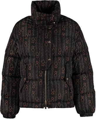 Salvatore Ferragamo Full Zip Padded Jacket