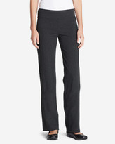Eddie Bauer Women's NEW Girl On The Go® Knit Pants