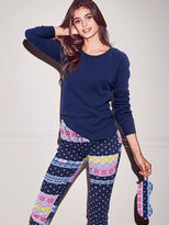Victoria's Secret Victorias Secret The Fireside Long Jane Pajama