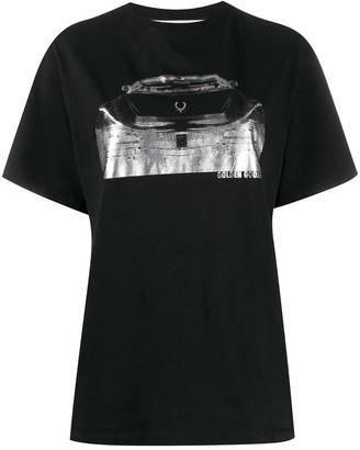 Golden Goose cadillac print T-shirt