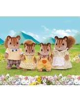 Sylvanian Families Walnut Squirrel Famil