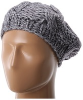San Diego Hat Company KNH3228 Cable Knit Beret