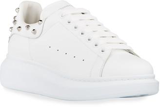 Alexander McQueen Oversized Studded Sneakers