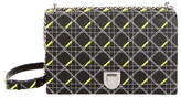 Christian Dior Tufted Diorama Bag