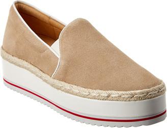 Joie Huxley Suede Sneaker