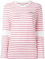 Zoe Karssen striped T-shirt