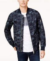 Armani Exchange Men's Camo Bomber Jacket