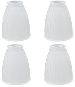"Alcott Hill 4.5"" Glass Ceiling Fan Lighting Shade"
