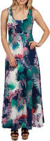 24/7 Comfort Apparel Alix Maxi Dress