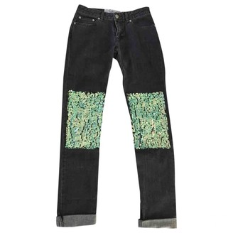 Filles a papa Black Denim - Jeans Jeans for Women
