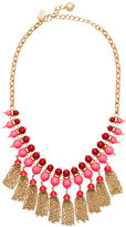 Kate Spade Thats a wrap tassel necklace