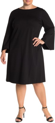 Lafayette 148 New York Paloma Dress (Plus Size)