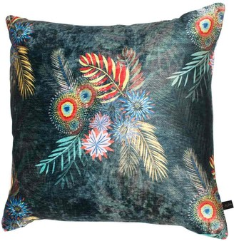Rebecca J Mills Designs Bouquet Natures Way Cushion