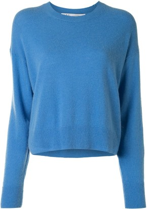 IRO Relaxed-Fit Knitted Jumper