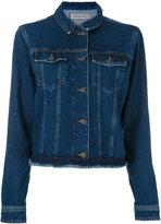 Calvin Klein Jeans classic denim jacket - women - Cotton - M