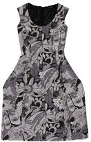 Marc Jacobs Floral Flared Dress