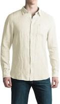 Jachs NY Linen Shirt - Long Sleeve (For Men)
