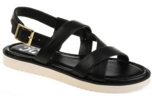 Journee Collection Women's Comfort Aiden Sandals Women's Shoes