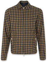 Whistles Checked Harrington Jacket