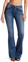 AG Jeans Janis High Rise Flare Jeans