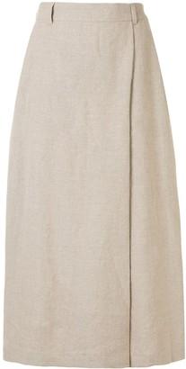 Aspesi Wrap Skirt